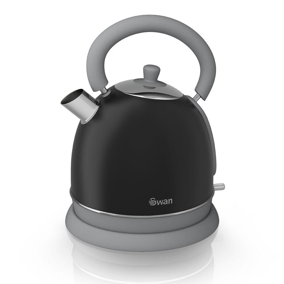 Kettle Hk Electric D184t ~ Swan sk bn litre kettle black iwoot