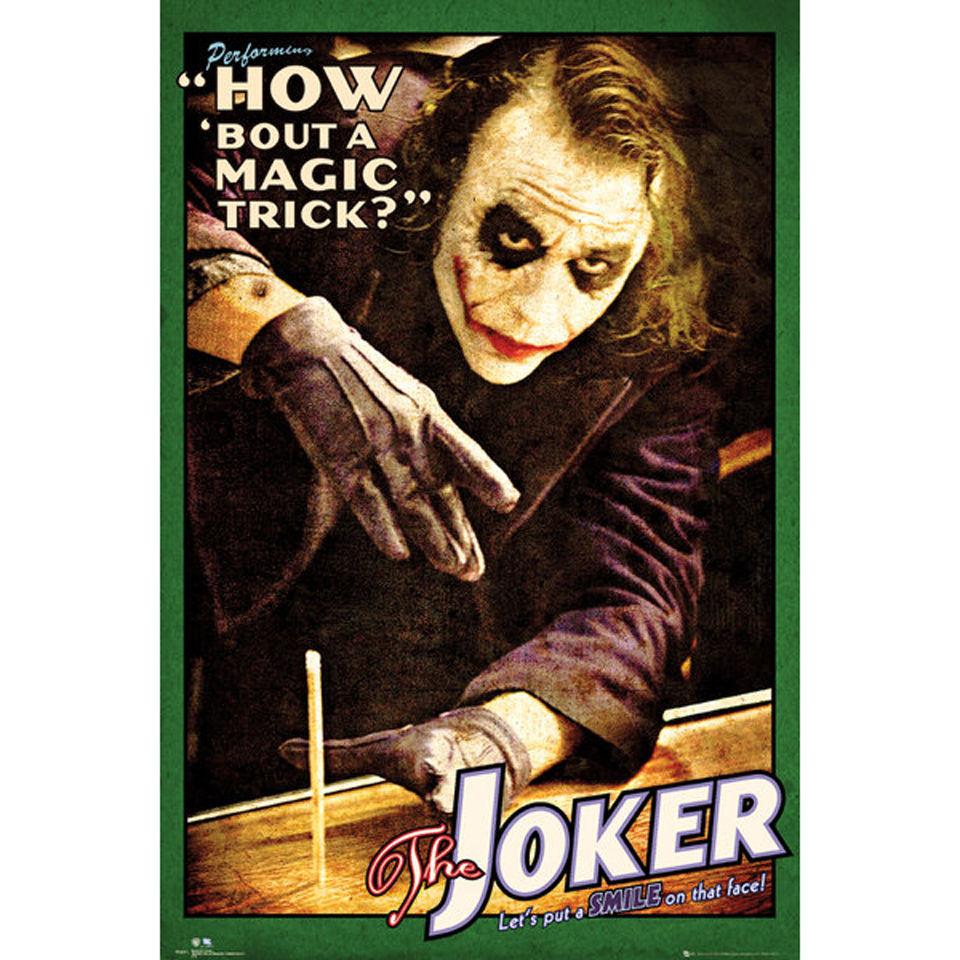 Batman (The Dark Knight) Joker Trick - Maxi Poster - 61 x 91.5cm