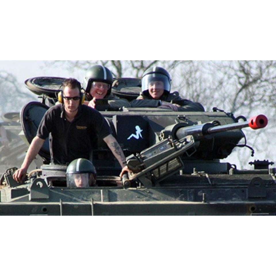 tank-driving