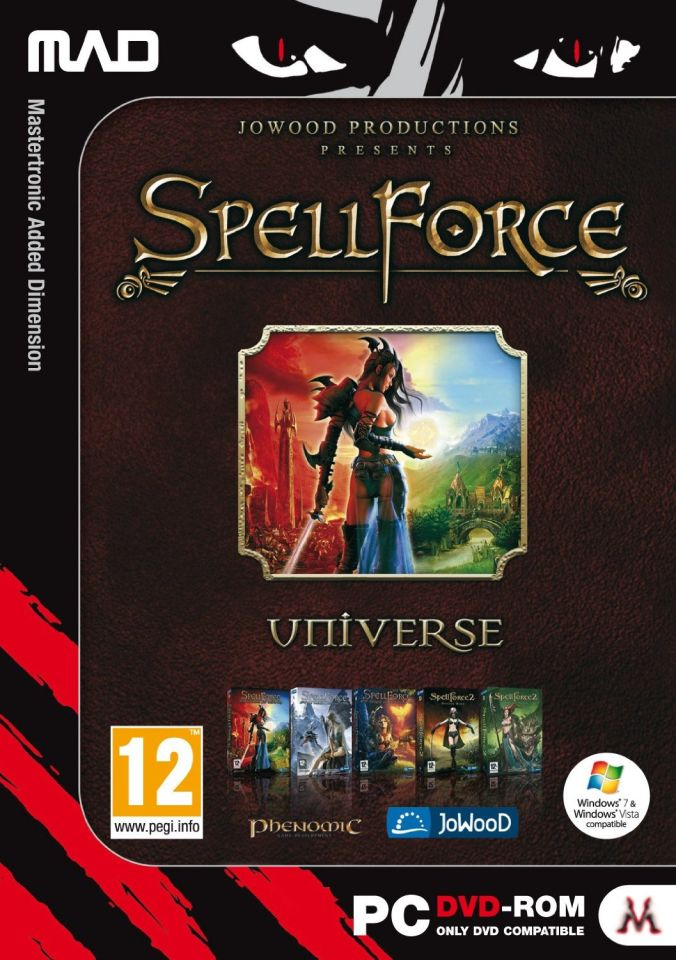 spell-force-universe