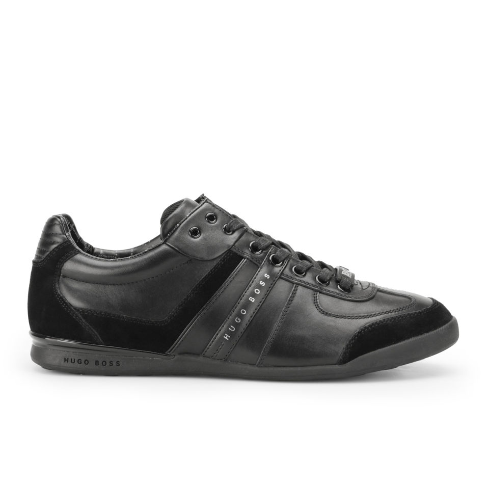 boss-green-men-aki-leathersuede-trainers-black-7
