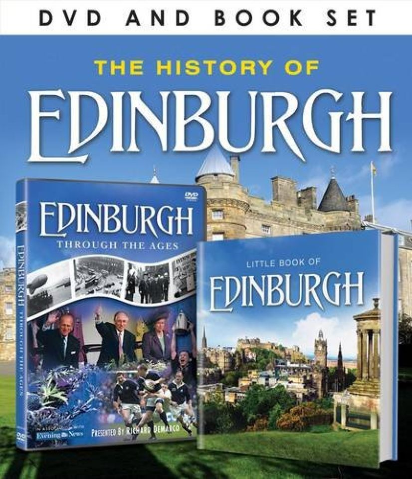 edinburgh-includes-book