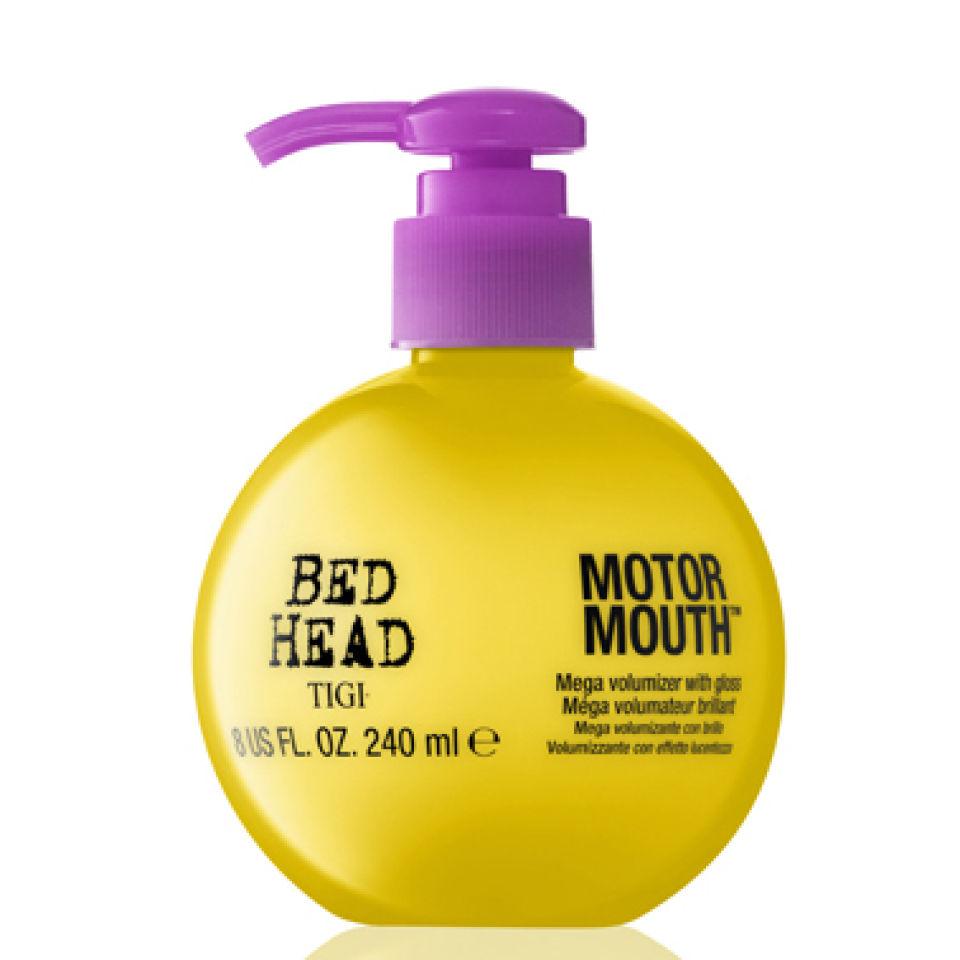 TIGI Bed Head Motor Mouth mousse coiffante densifiante (240ml)