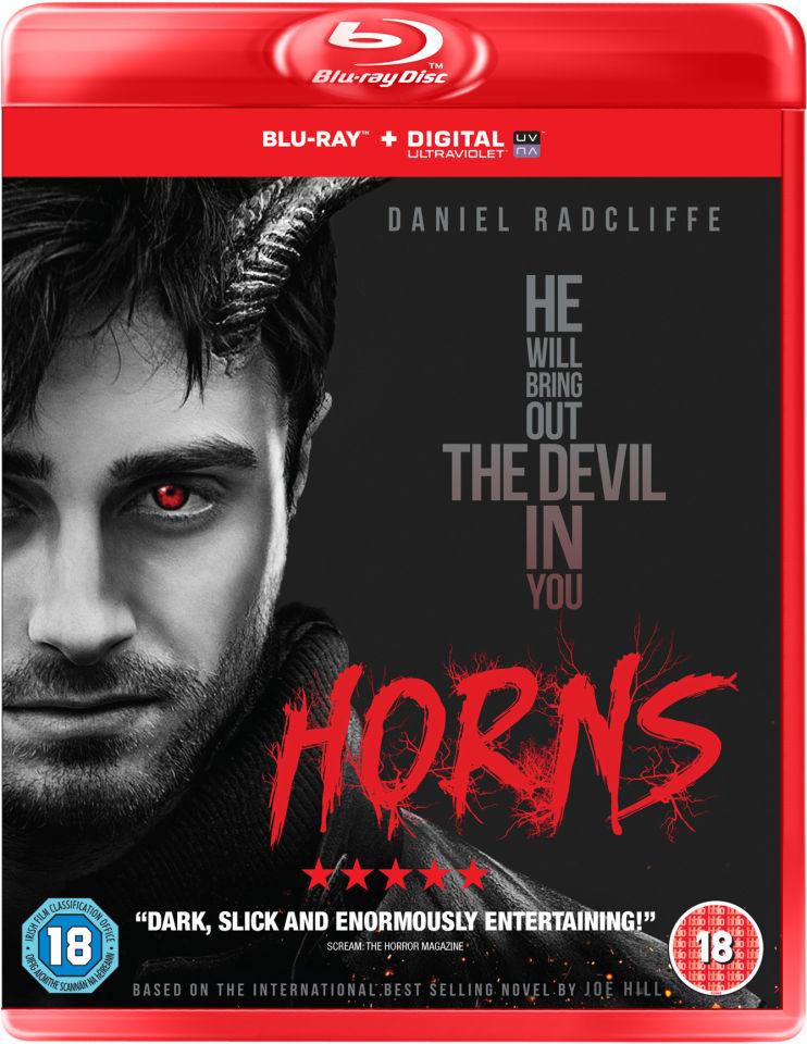 Horns (incluye copia UltraViolet)