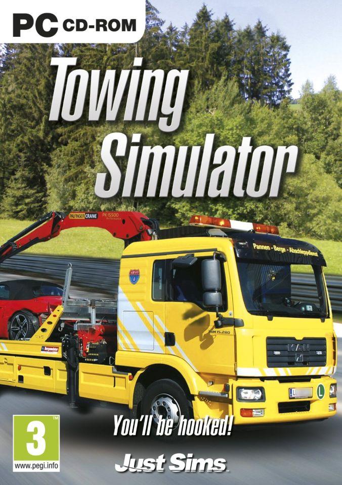 towing-simulator