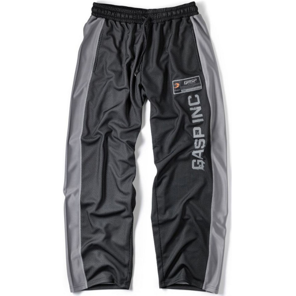 gasp-no1-mesh-pants-blackgrey-m