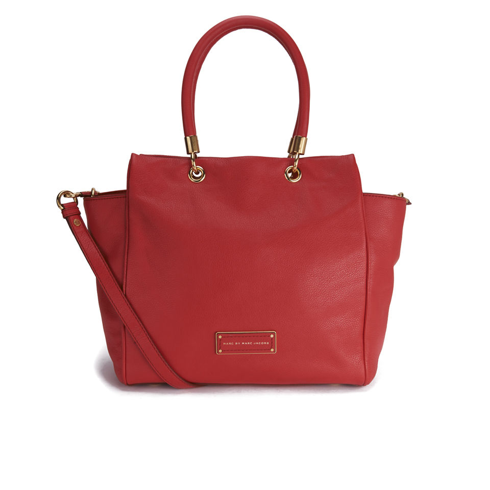 Marc By Marc Jacobs Too Hot To Handle Bentley Leather Tote
