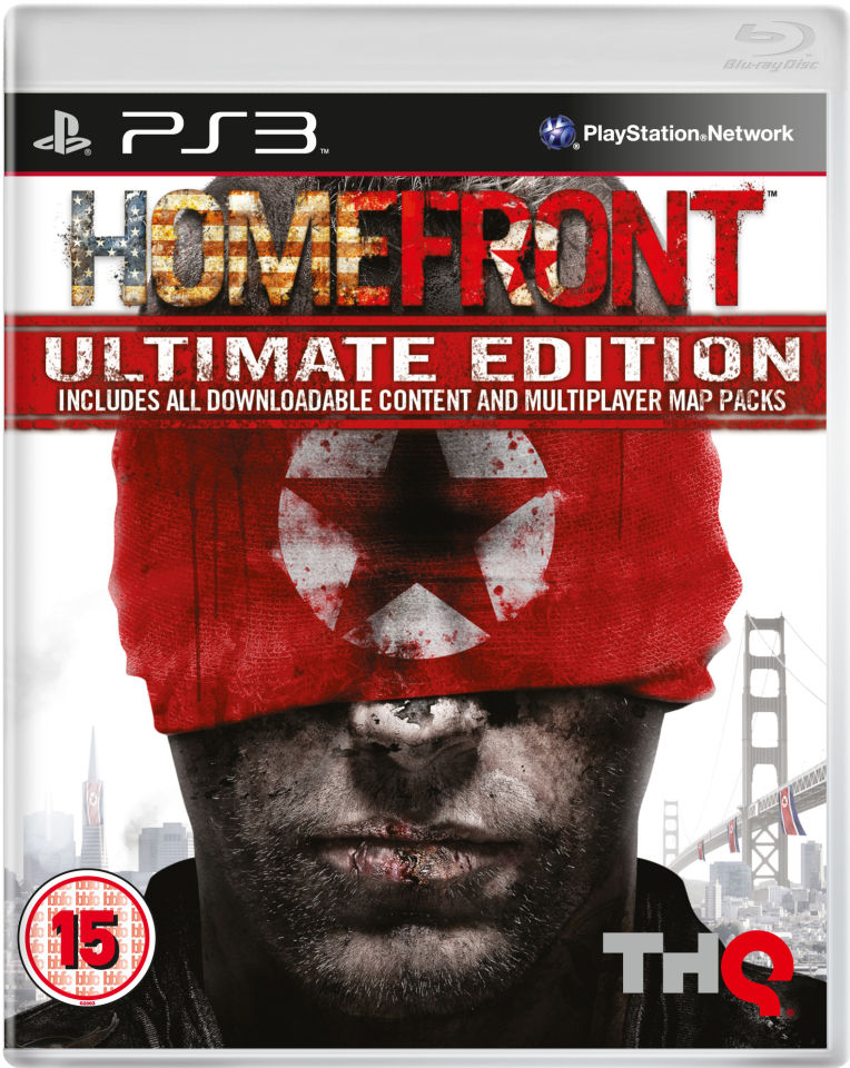 Homefront Ultimate Edition Ps3 Zavvi