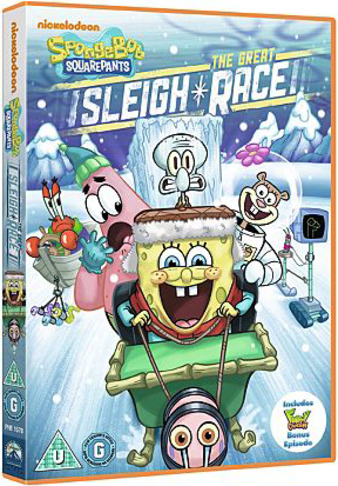 sponge-bob-square-pants-the-great-sleigh-race