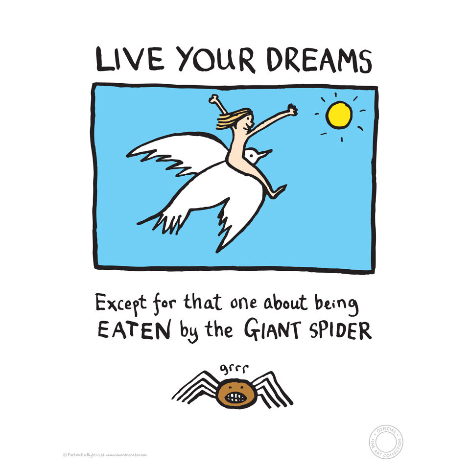 edward-monkton-fine-art-print-live-your-dreams