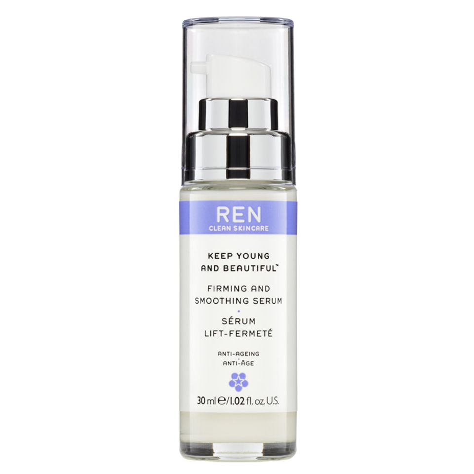 Ren Keep Young And Beautiful+gpFirming And Smoothing Serum
