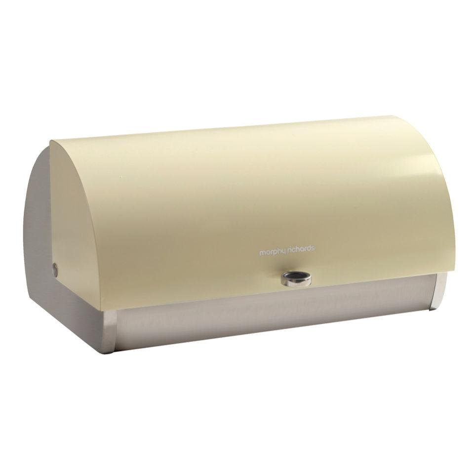 morphy-richards-46242-roll-top-bread-bin-cream