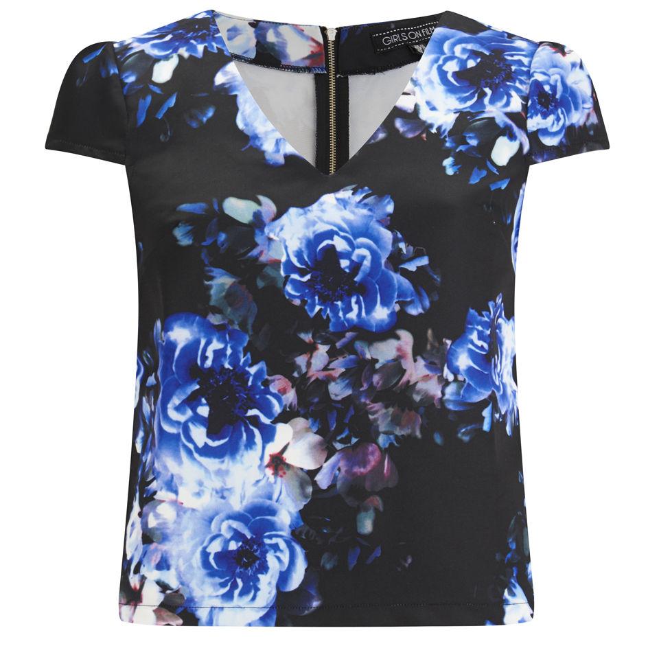 girls-on-film-women-floral-v-neck-top-blue-8