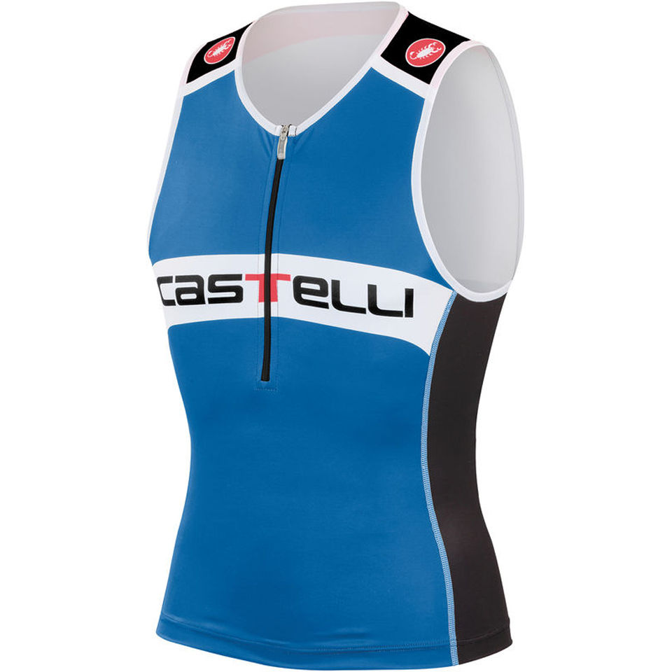 castelli-core-tri-top-blue-s