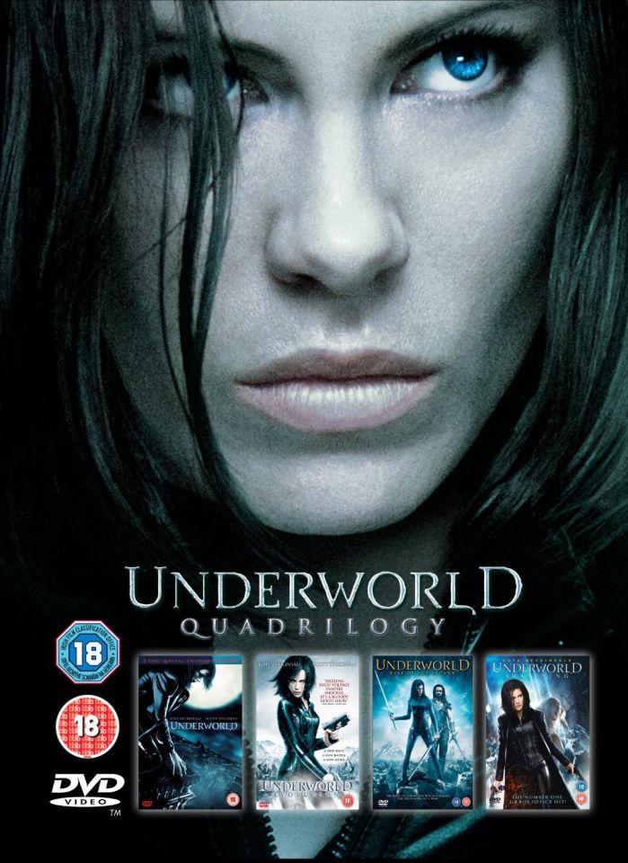 Underworld 1 4 Box Set Dvd Zavvi