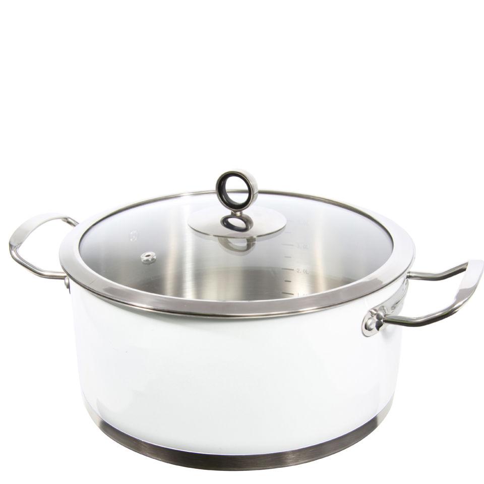 morphy-richards-79007-accents-casserole-dish-white-24cm