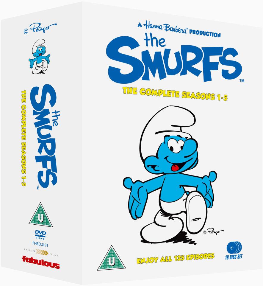 the-smurfs-seasons-1-5