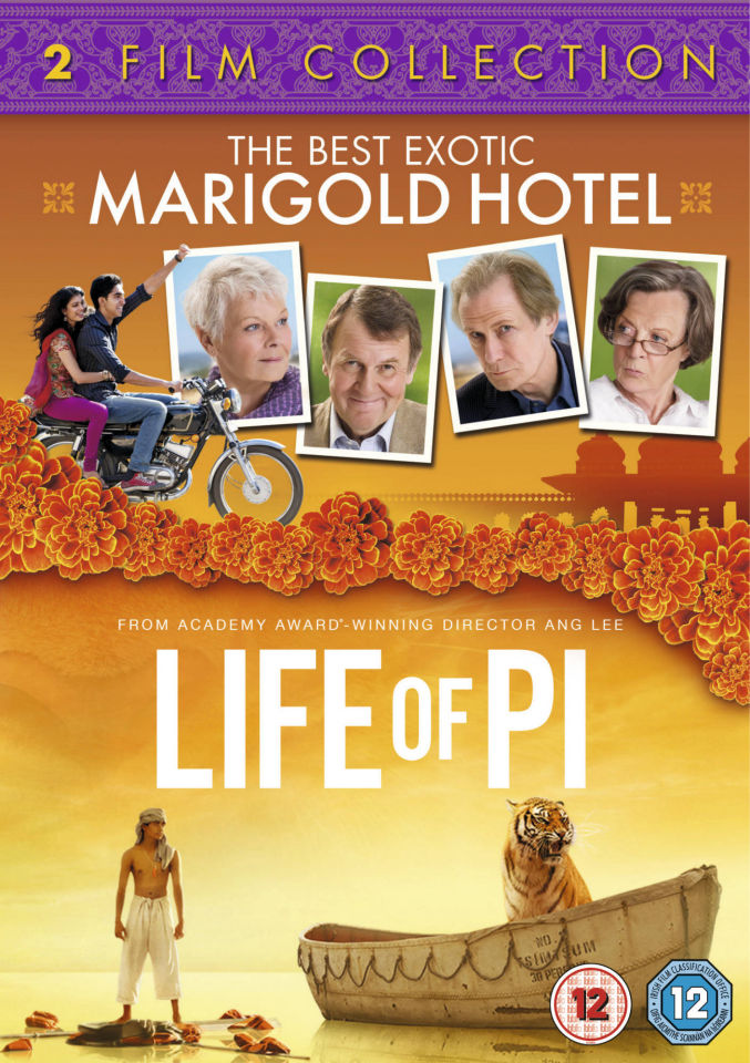 best-exotic-marigold-hotellife-of-pi-2-film-collection