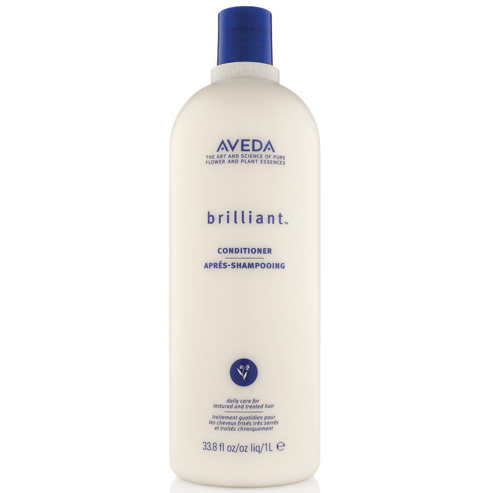 Köpa billiga Aveda Brilliant Conditioner (1000 ml) - (värt £102,50) online