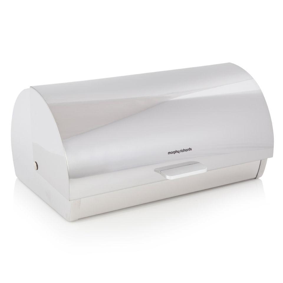 morphy-richards-46245-roll-top-bread-bin-stainless-steel