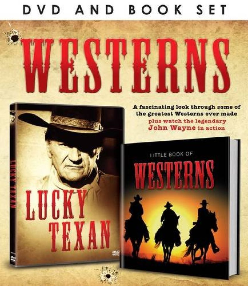 westerns-includes-book