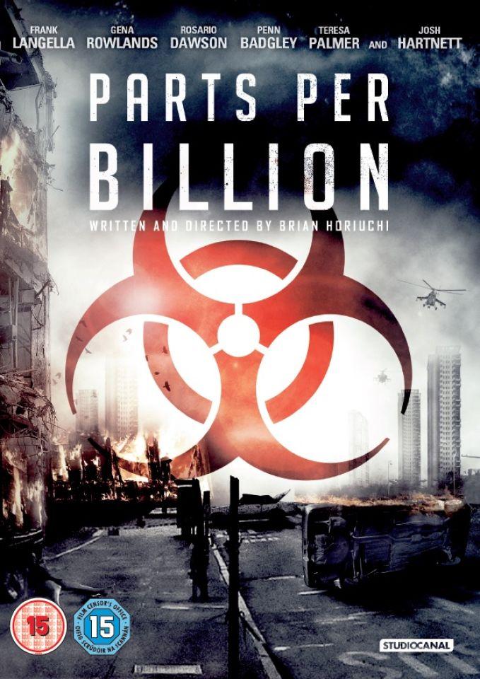 parts-per-billion