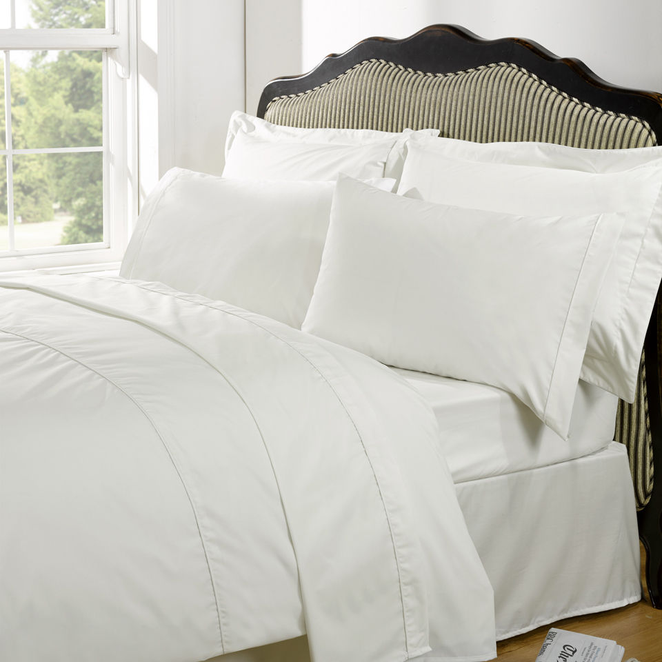 highams-100-egyptian-cotton-plain-dyed-fitted-sheet-cream-king-cream