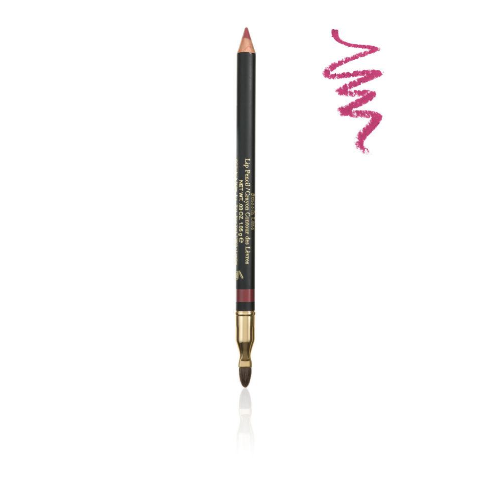 Elizabeth Arden Beautiful Colour Smooth Line Lip Pencil 1.05g Plumrose
