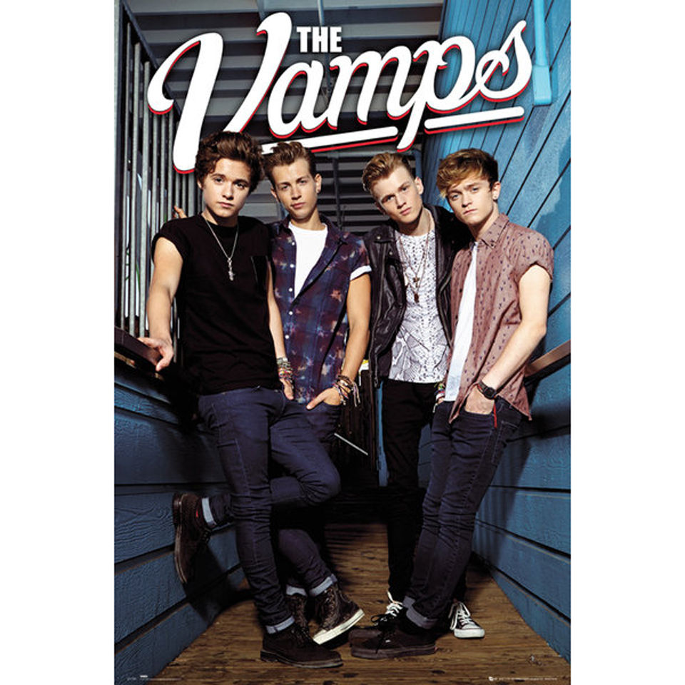 the-vamps-standing-maxi-poster-61-x-915cm