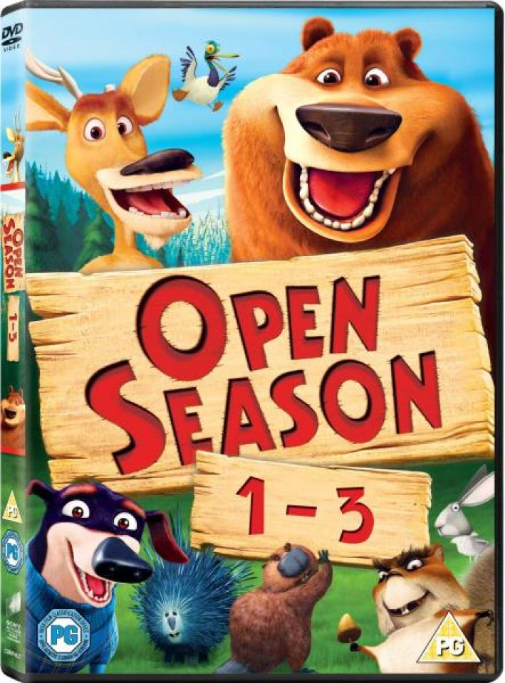 open-season-1-3-box-set
