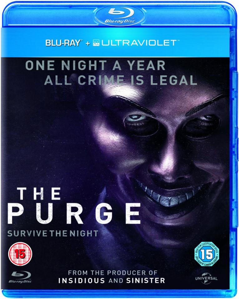 The Purge (incluye copia UltraViolet)