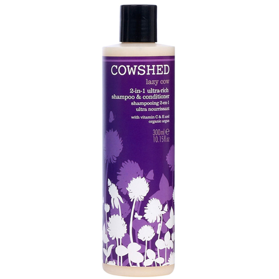cowshed-lazy-cow-2-in-1-ultra-rich-shampoo-conditioner