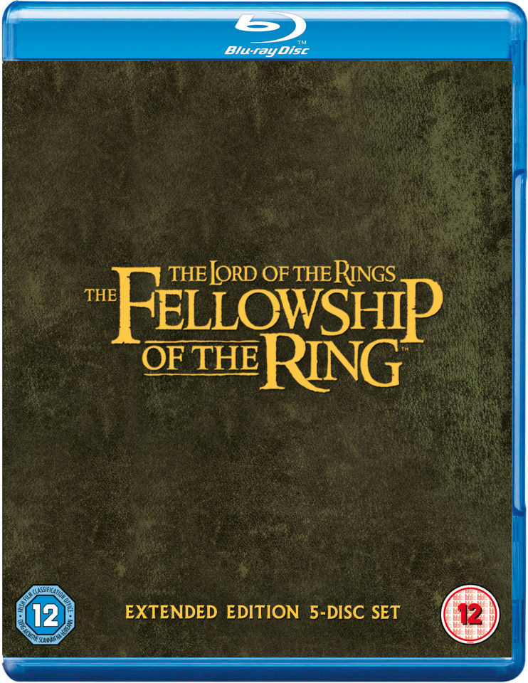 Amazon.com: The Lord of the Rings: The Fellowship of the ...