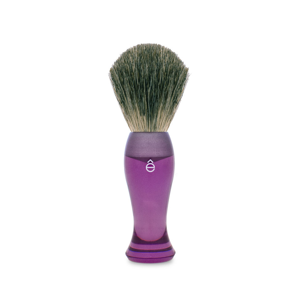 e-shave-finest-badger-hair-shaving-brush-long-handle-purple