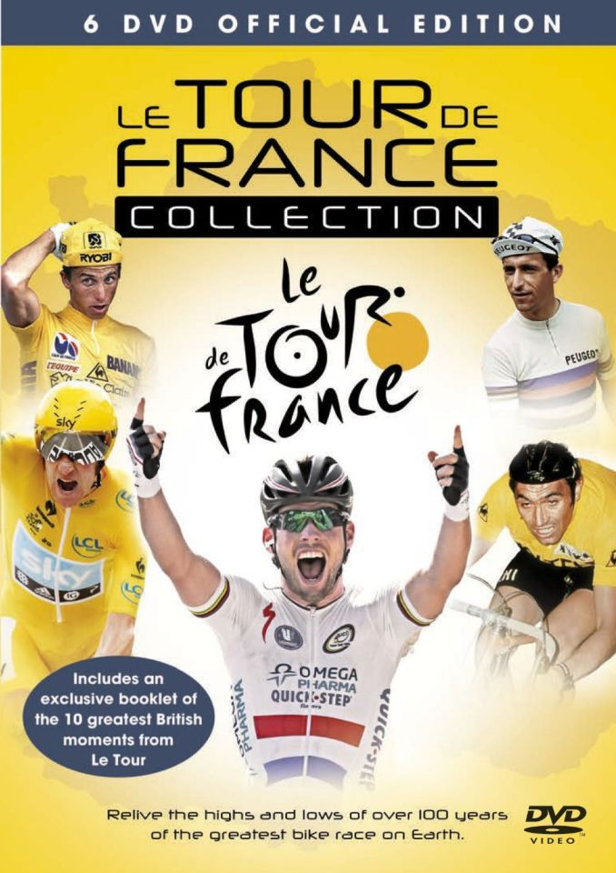 le-tour-de-france-official-collection