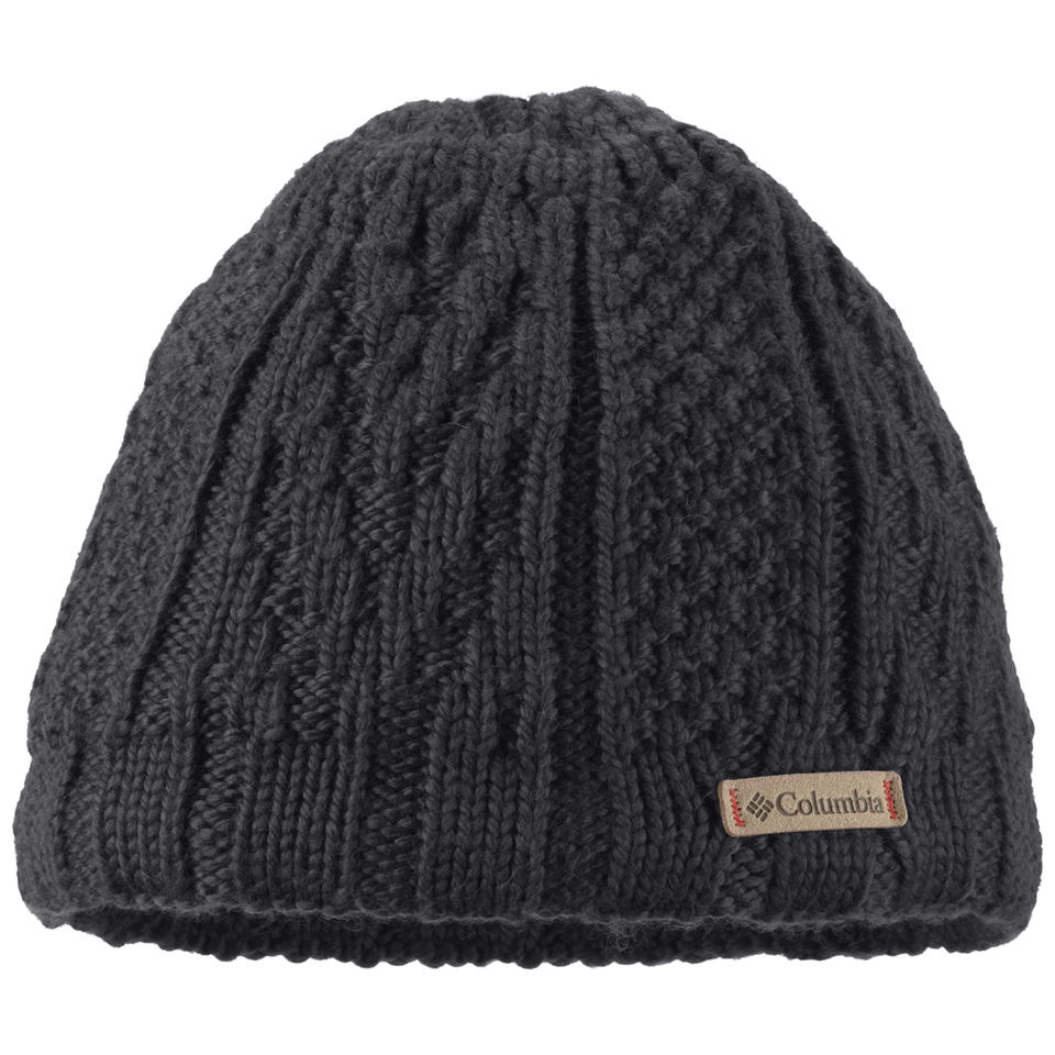 columbia-men-parallel-peak-beanie-black-one-size