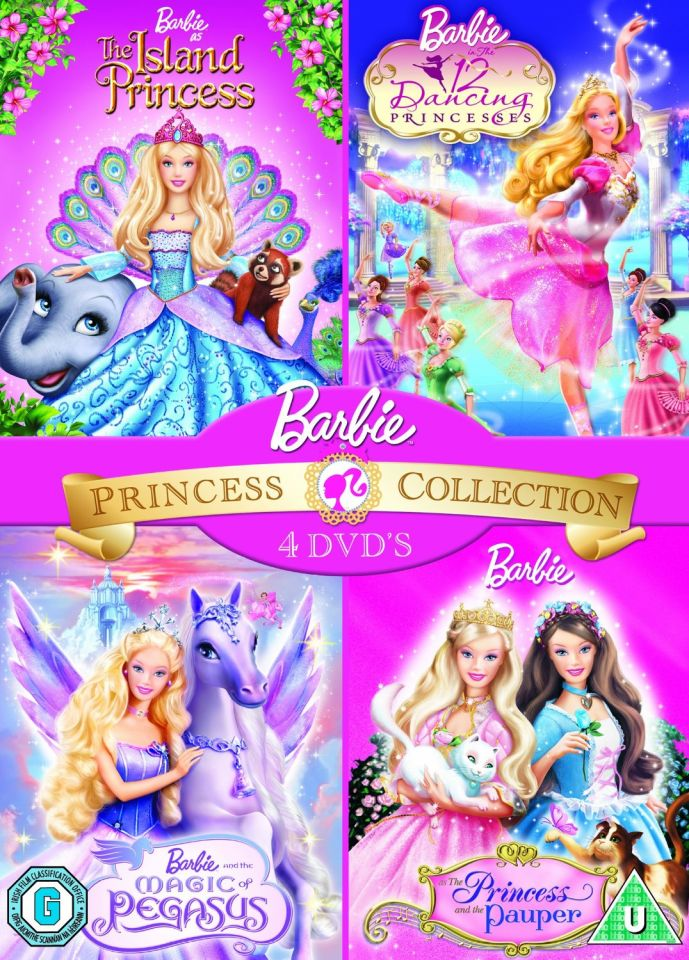 barbie-princess-box-set