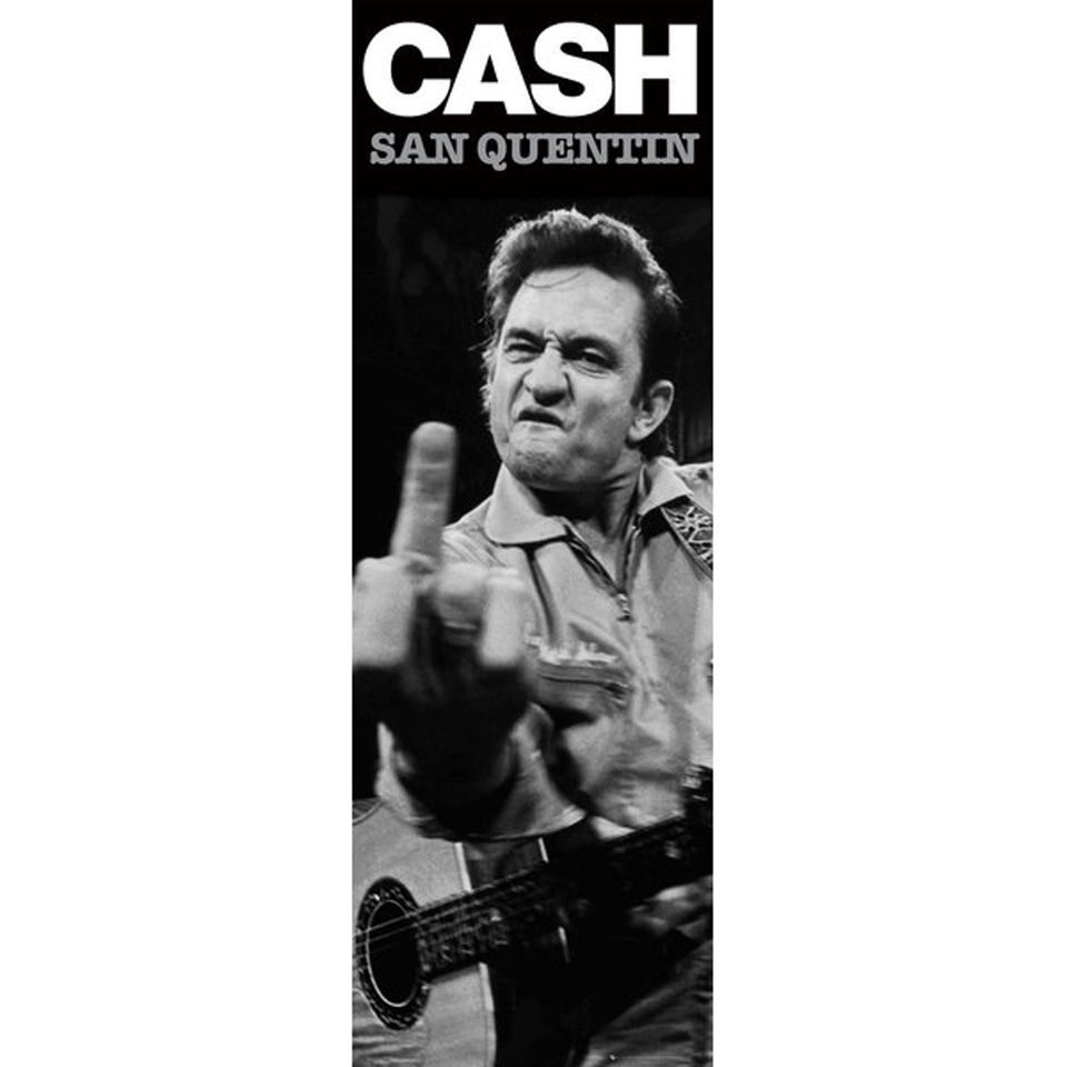 johnny-cash-san-quentin-finger-door-poster-53-x-158cm