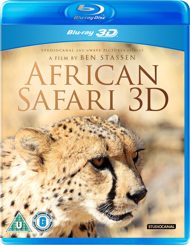 african-safari-3d
