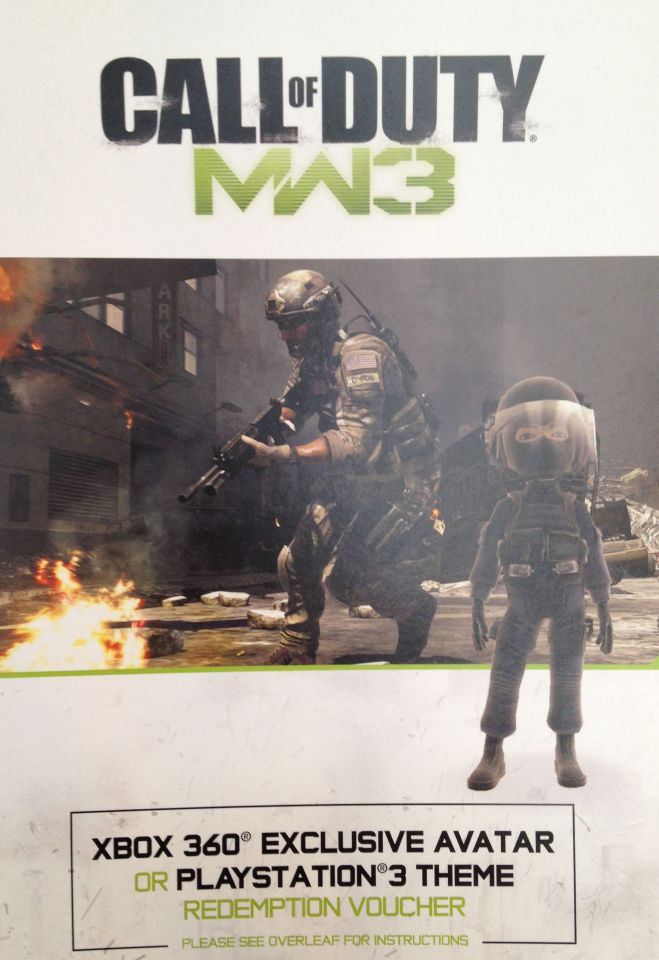 call-of-duty-modern-warfare-3-exclusive-avatar-theme