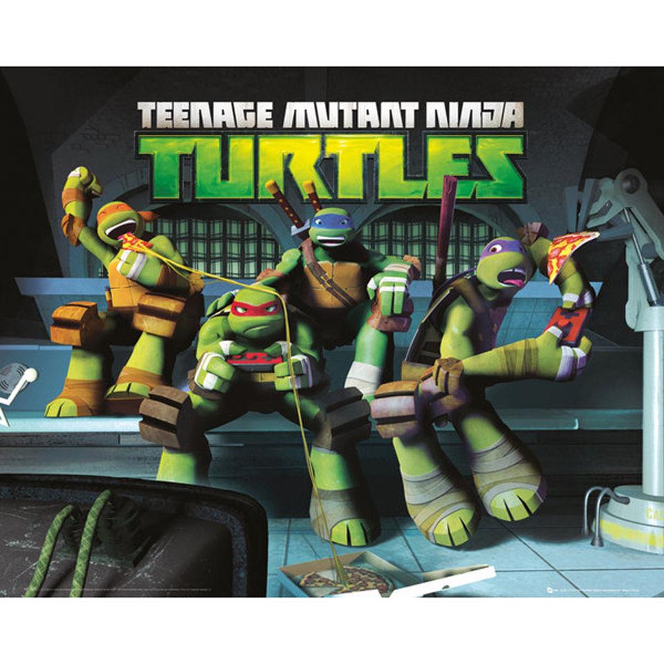 teenage-mutant-ninja-turtles-sewer-mini-poster-40-x-50cm