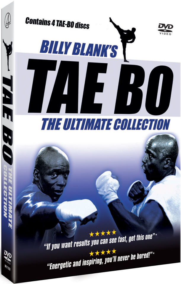 billy-blank-tae-bo-the-ultimate-collection