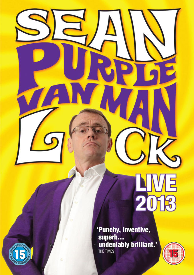 sean-lock-purple-van-man-live-2013
