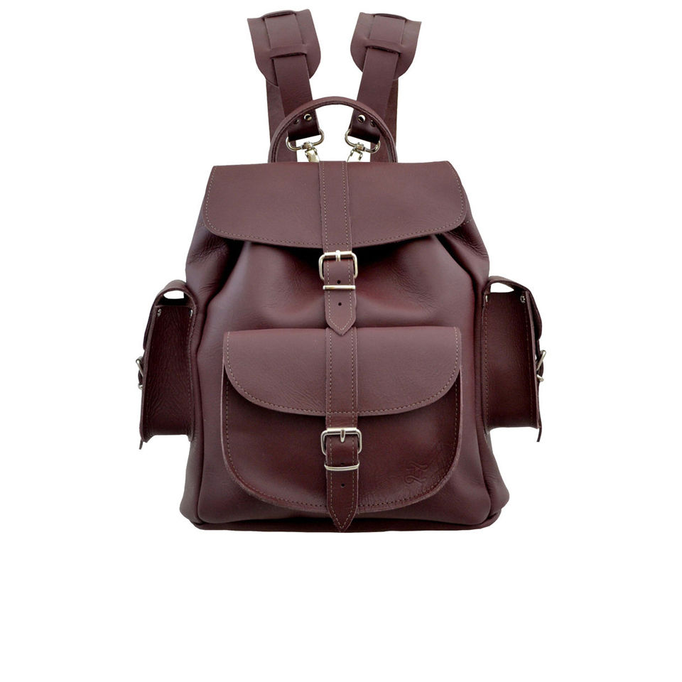 grafea-wine-medium-leather-rucksack-burgundy