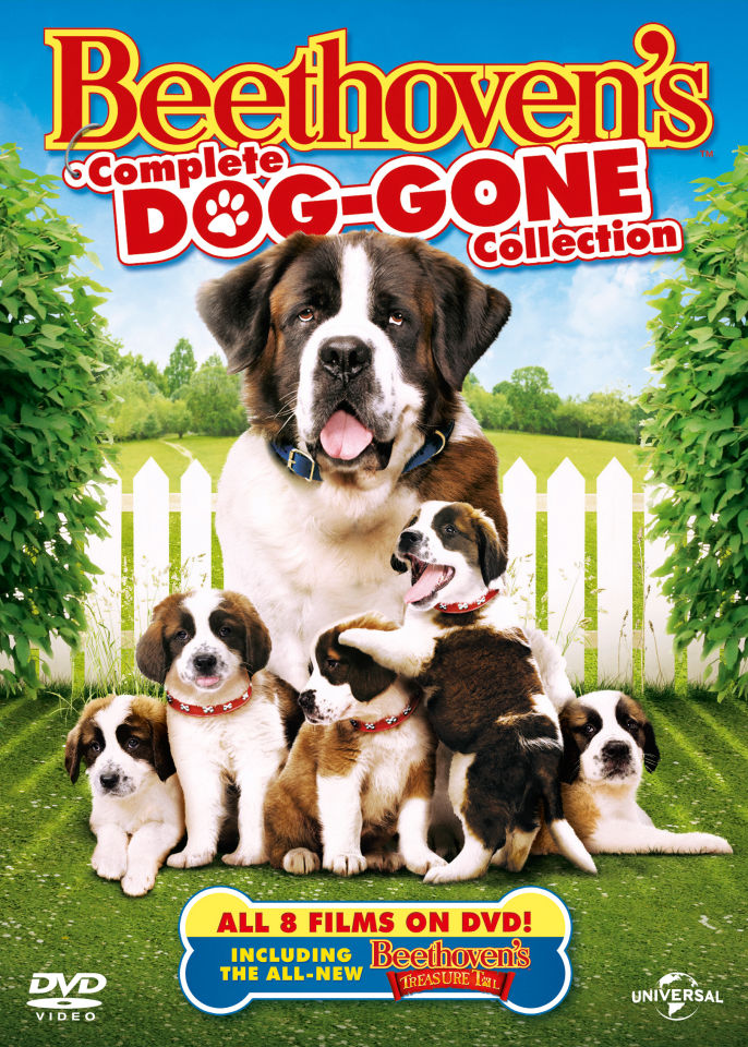 Beethoven's Complete Dog-Gone Collection