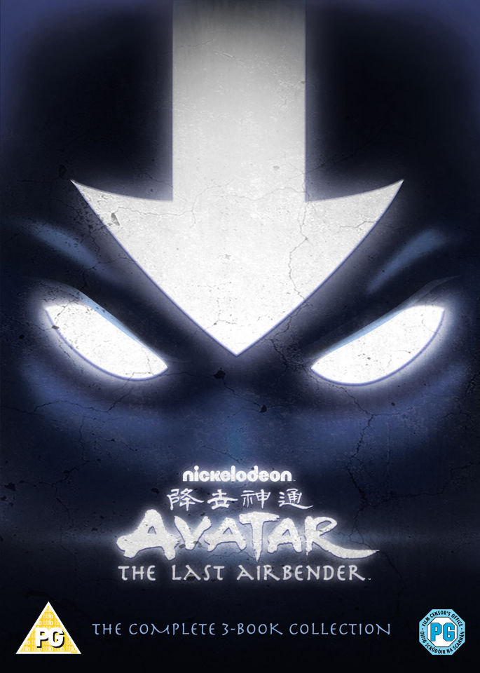 Avatar: The Last Airbender - The Complete 3 Book Collection