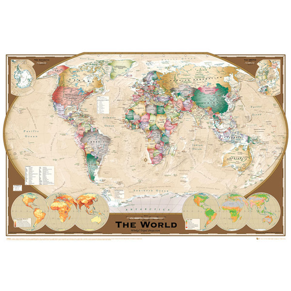 world-map-tripel-projection-maxi-poster-61-x-915cm