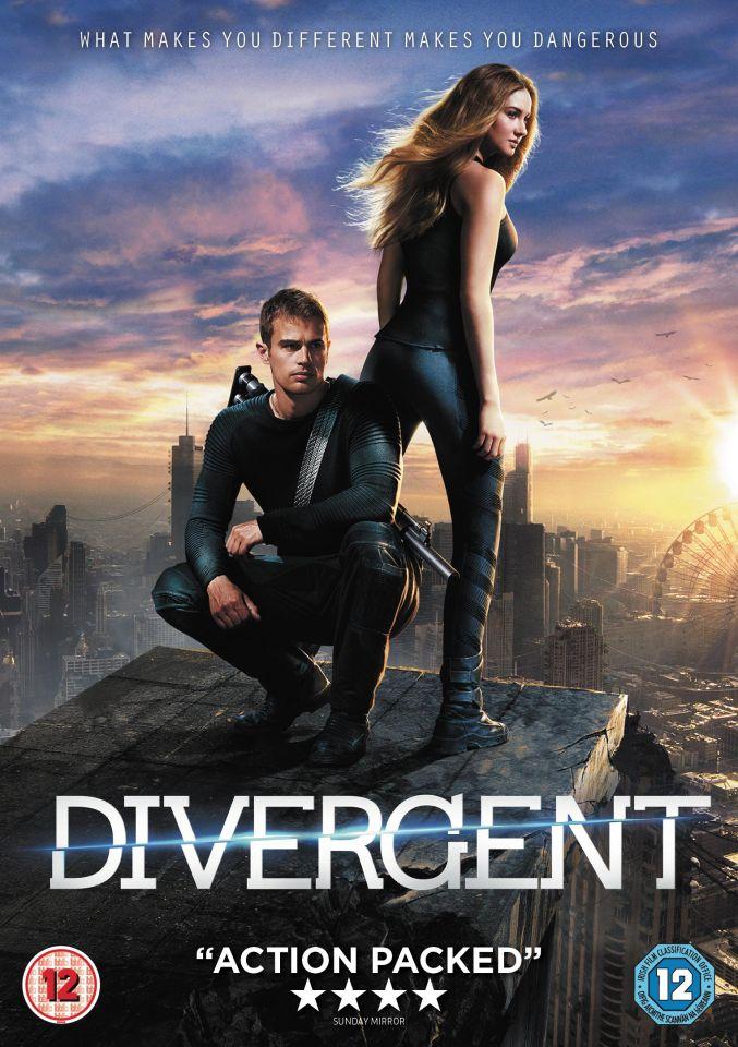 Divergent Dvd Zavvi