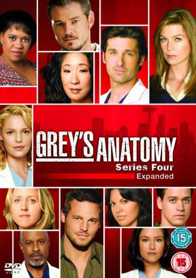 greys-anatomy-series-4-complete