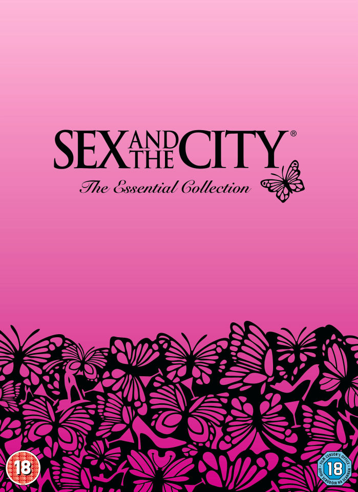 sex-the-city-the-complete-collection